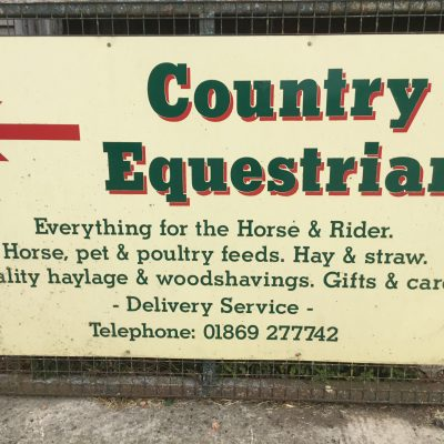 Country Equestrian