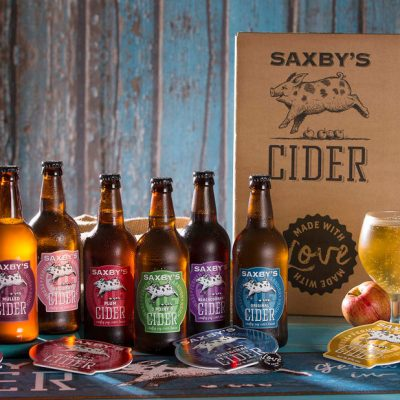 Saxby cider