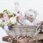 Martha's Garden Pamper basket
