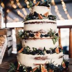 The little pickle wedding cake