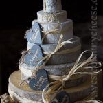 West Country Cheese Co wedding cheese cake
