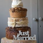West country Cheese co celabration cake