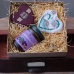 West Country Cheese Co gift basket
