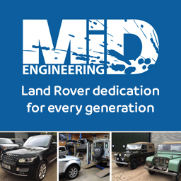 Land Rover specialist